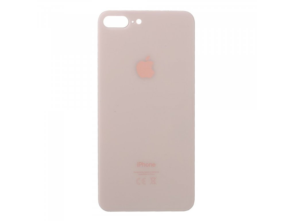 Apple iPhone 8 Plus zadní kryt baterie CE Eu verze blush gold zlatý