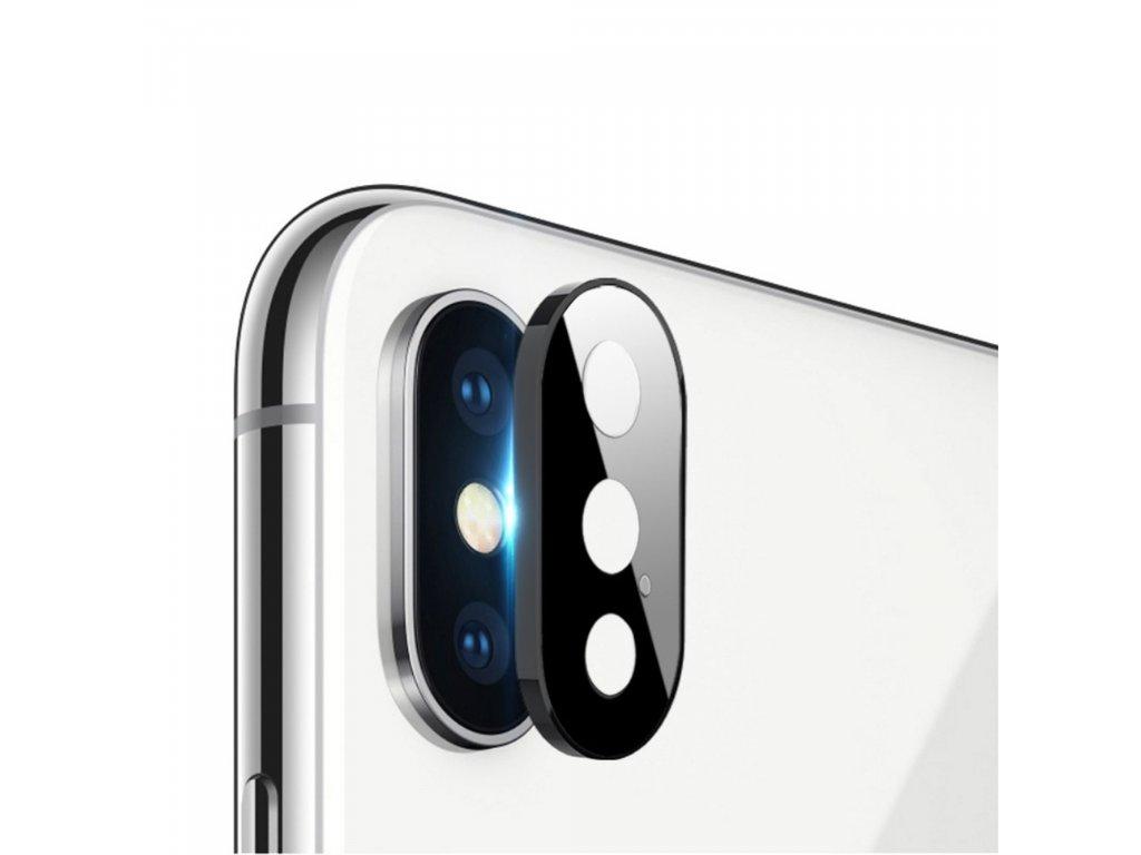 Apple iPhone X / XS XS Max Ochranné tvrzené sklo na zadní fotoaparát pokrytí celé krytky