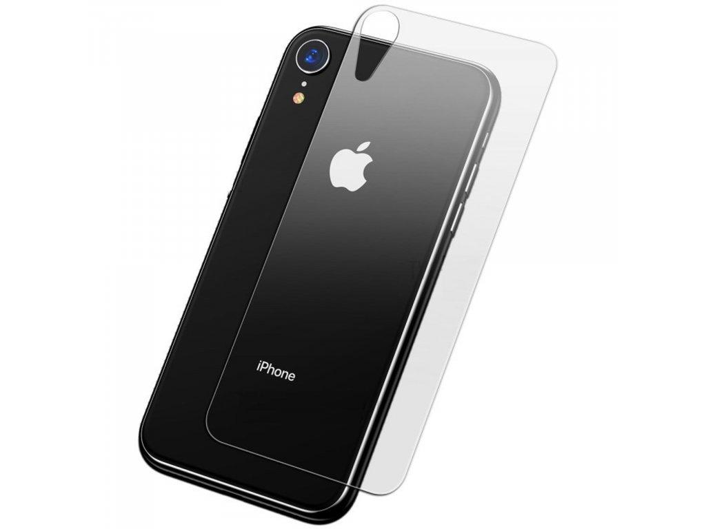Apple iPhone XR Ochranné tvrzené sklo zadního krytu baterie