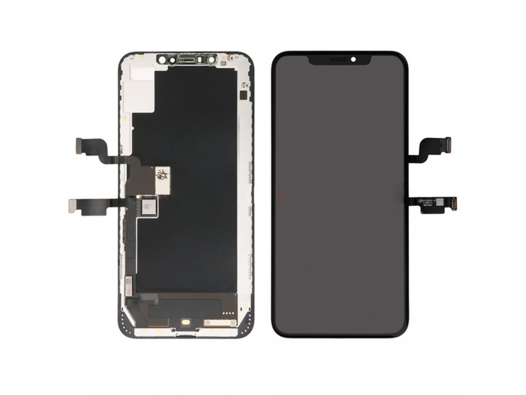 Apple iPhone XS MAX originál OLED přední panel komplet dotykové sklo