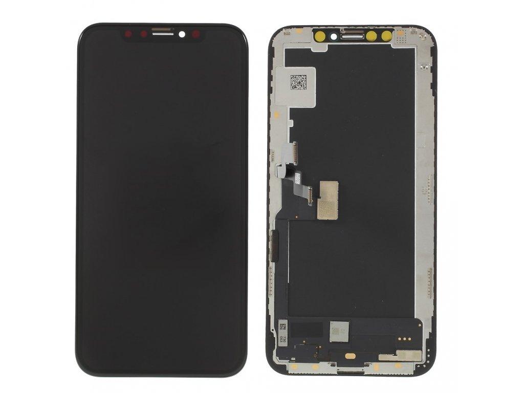 Apple iPhone XS přední panel Tianma displej dotykové sklo komplet