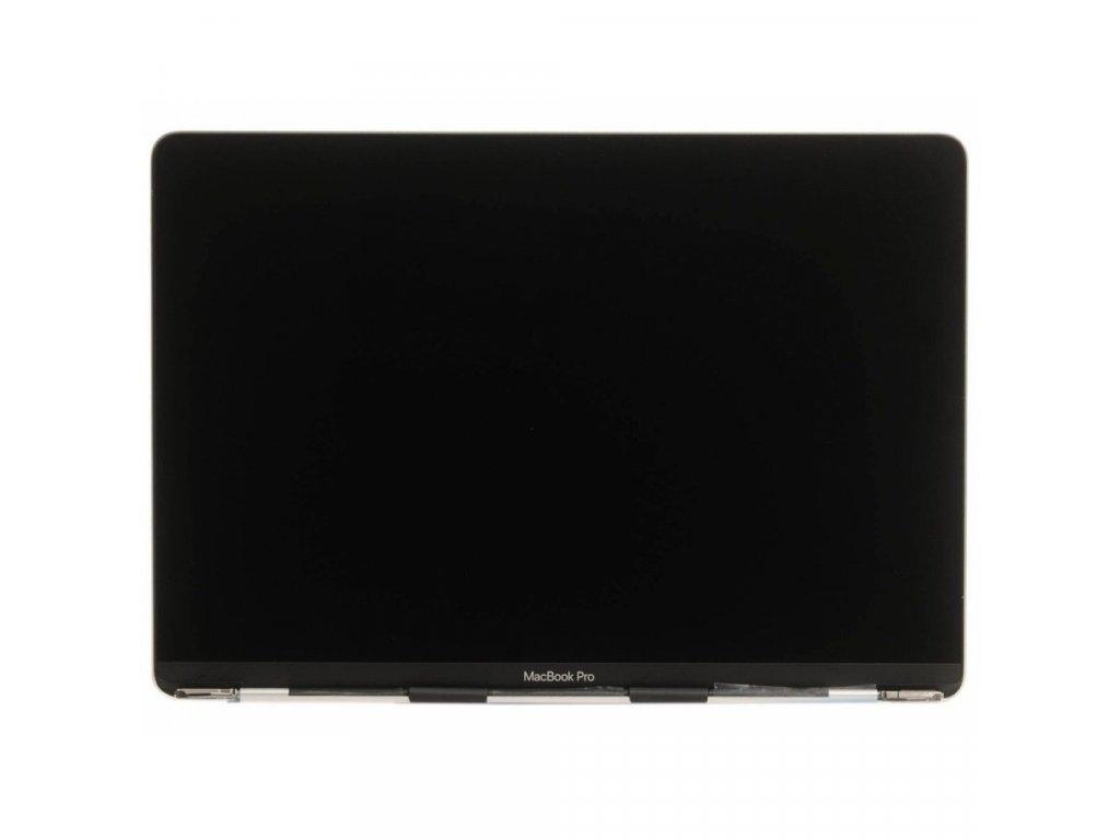 """Apple MacBook Pro Retina 13"""" A1706 / A1708 LCD displej kryt kompletní horní víko Space Grey"""