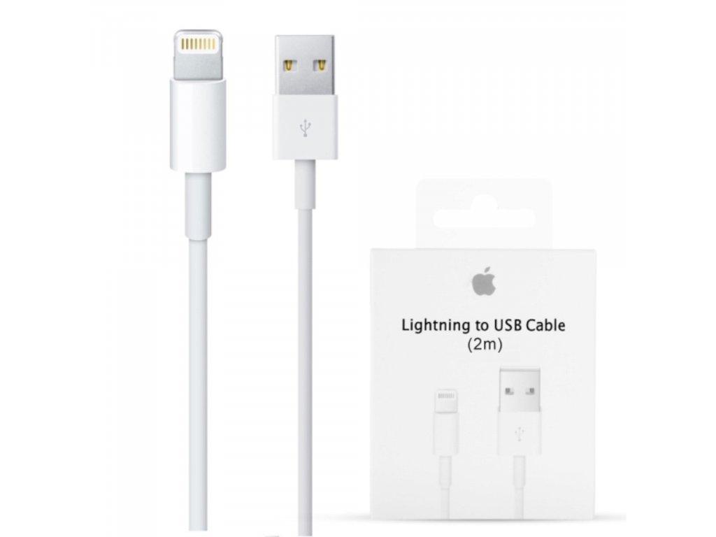Apple Original IC Lightning 8pin datový a napájecí kabel pro iPhone 2M
