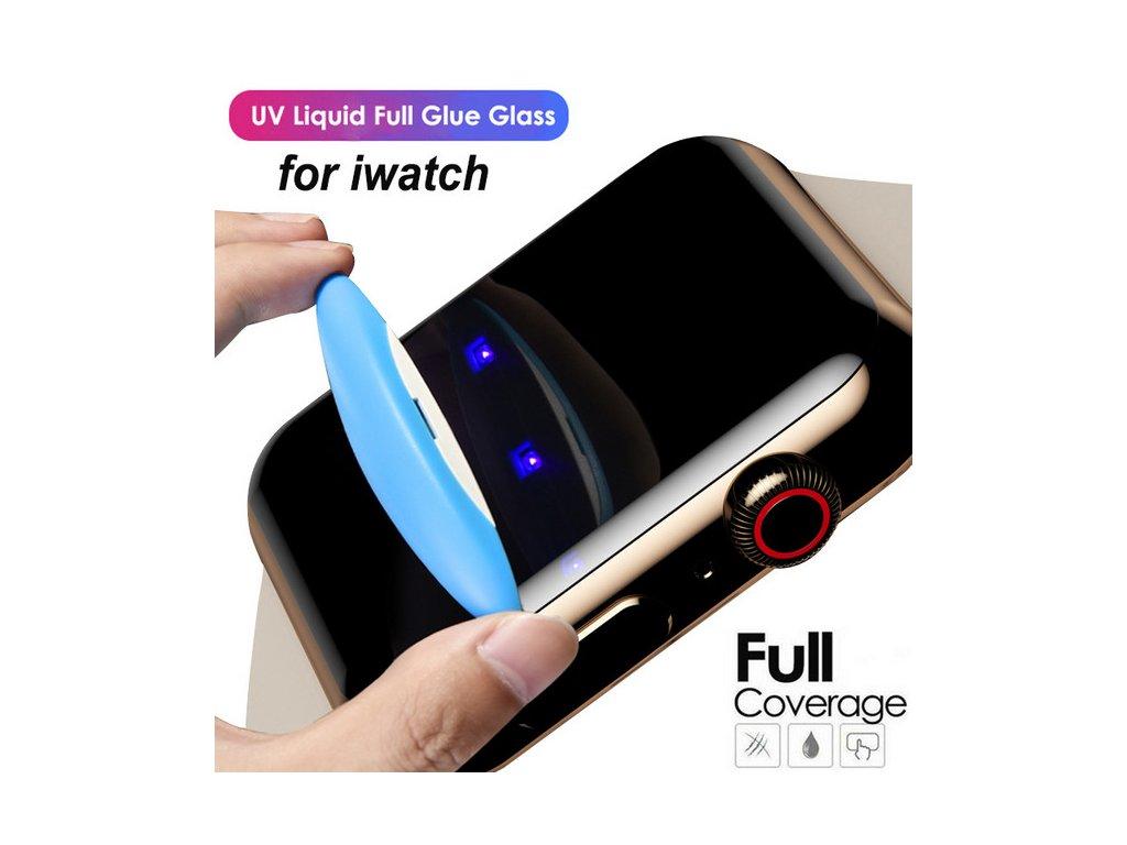Apple Watch 44mm UV tvrzené sklo