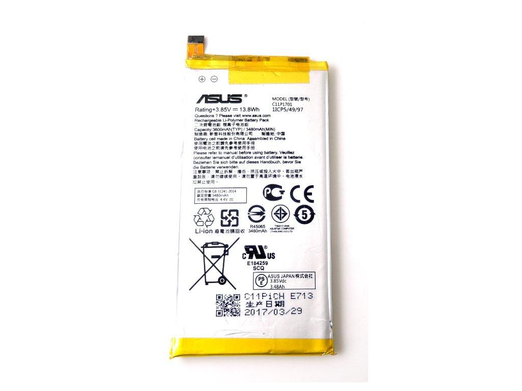 Asus C11P1701 baterie