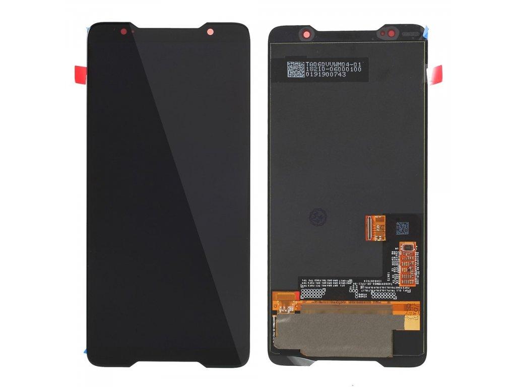 Asus ROG Phone LCD displej dotykové sklo komplet černý ZS600KL