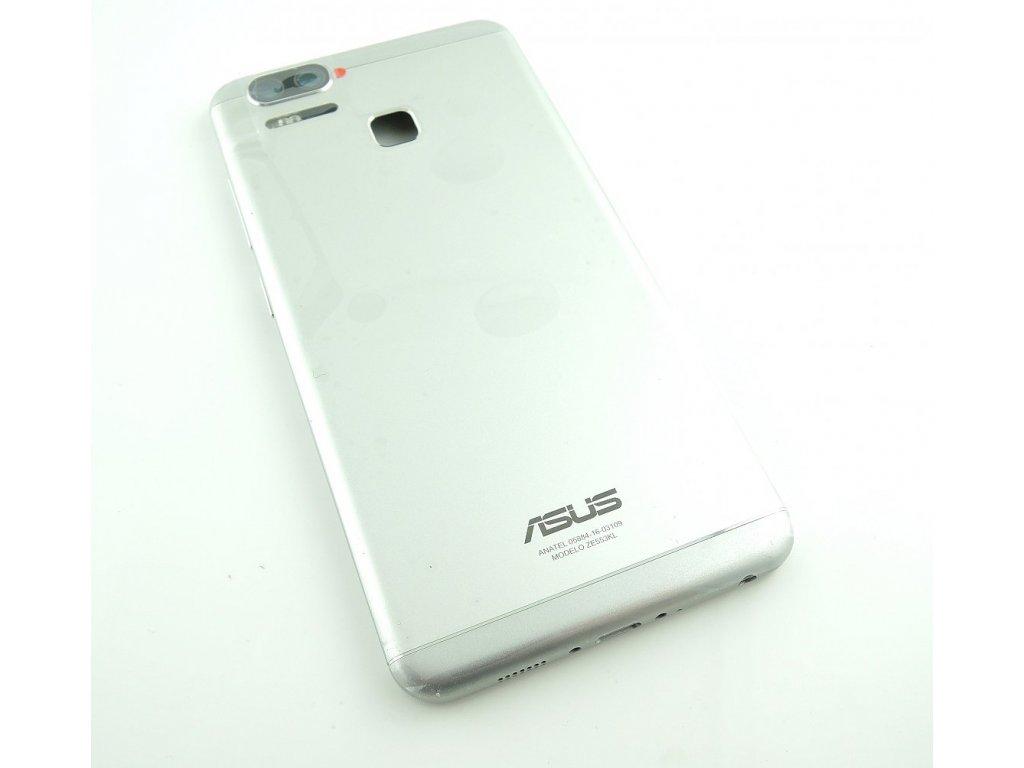 Asus ZE553KL kryt baterie stříbrný