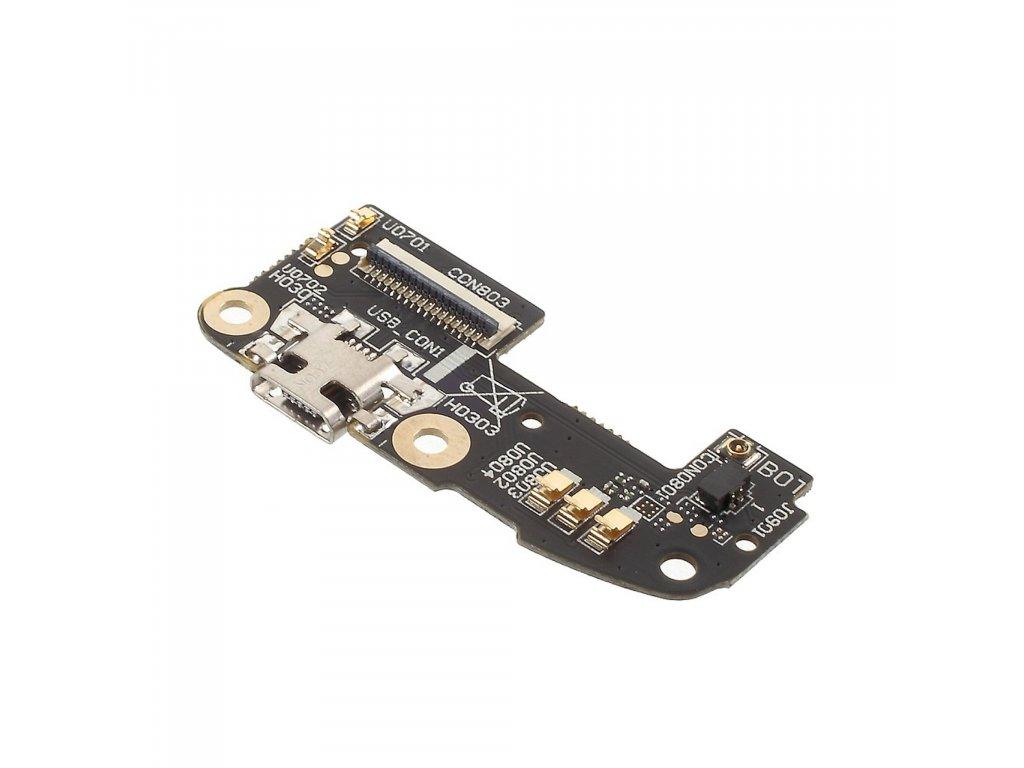 Asus zenfone 2 napájecí konektor dock port nabíjení mikrofon ZE551ML