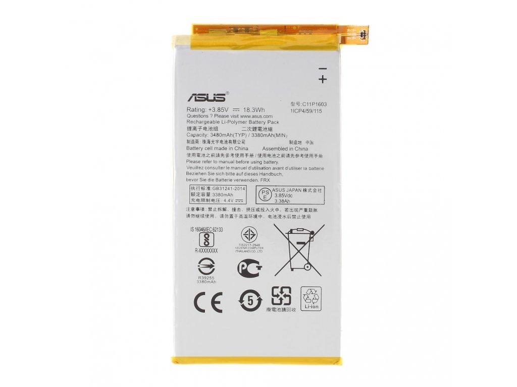 Asus Zenfone 3 Deluxe ZS570KL baterie C11P1603