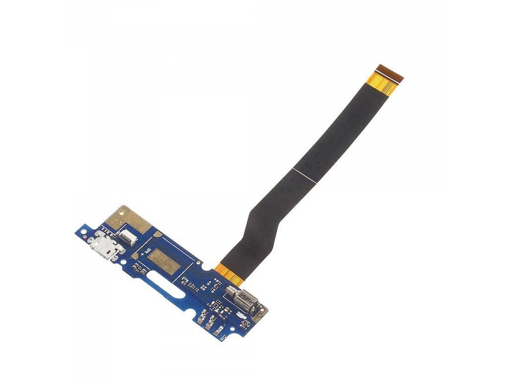 Asus Zenfone 3 MAX flex nabíjení usb port napájení dock konektor ZC520TL