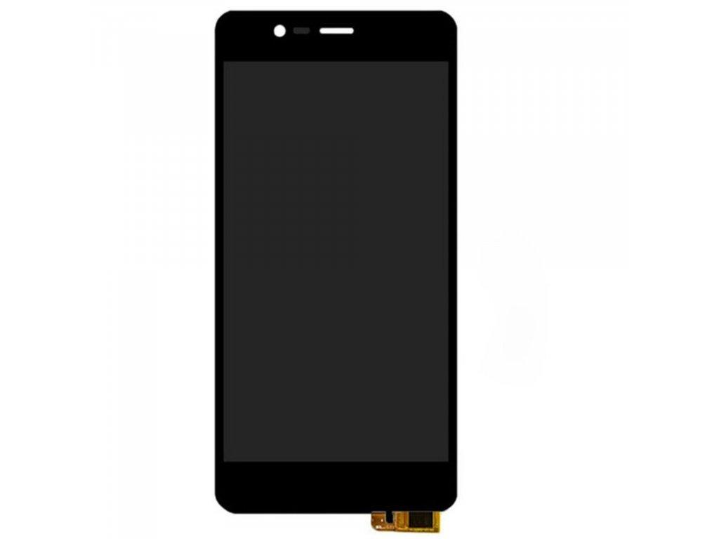 Asus Zenfone 3 Max ZC520TL LCD displej dotykové sklo černé komplet přední panel