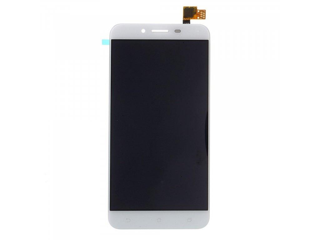 Asus Zenfone 3 Max ZC553KL LCD displej dotykové sklo bílé