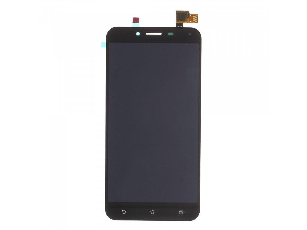Asus Zenfone 3 Max ZC553KL LCD displej dotykové sklo černé