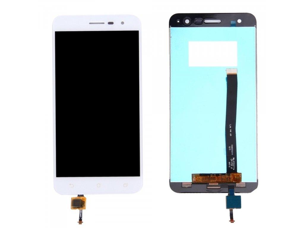 Asus Zenfone 3 ZE520KL LCD displej bílý + dotykové sklo komplet