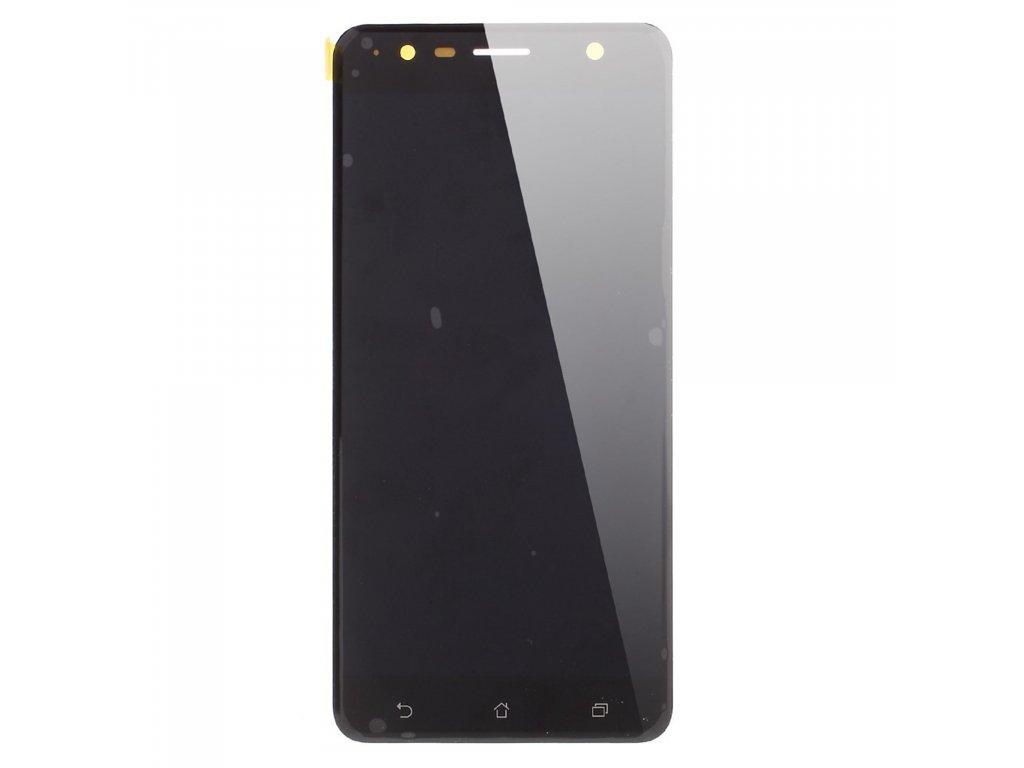 Asus Zenfone 3 Zoom ZE553KL LCD displej dotykové sklo černé