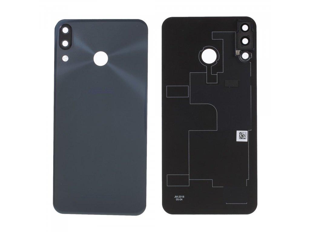 Asus Zenfone 5 zadní kryt baterie včetně krytky fotoaparátu černý ZE620KL