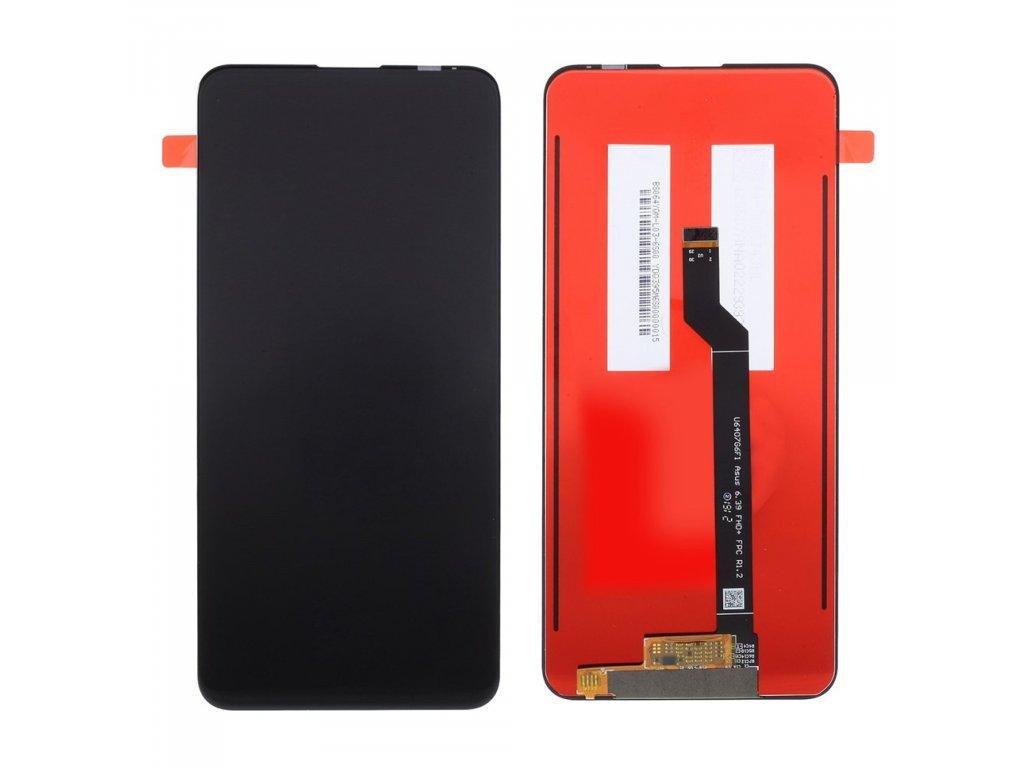 Asus Zenfone 6 LCD displej dotykové sklo komplet přední panel ZS630KL (2019)