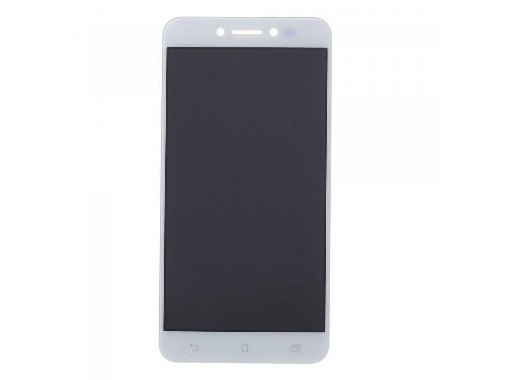 Asus Zenfone Live LCD displej dotykové sklo komplet bílý ZB501KL