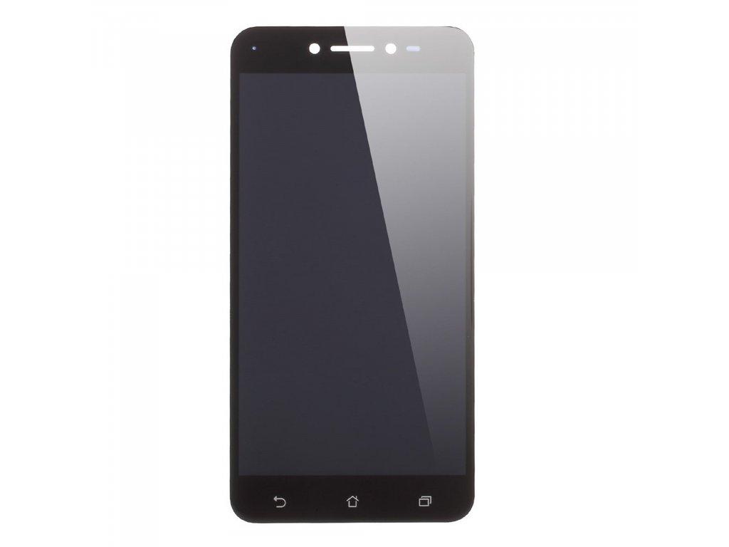 Asus Zenfone Live LCD displej dotykové sklo komplet černý ZB501KL