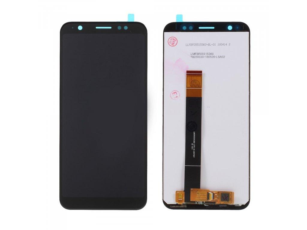 Asus Zenfone Max (M1) ZB555KL LCD displej dotykové sklo komplet přední panel