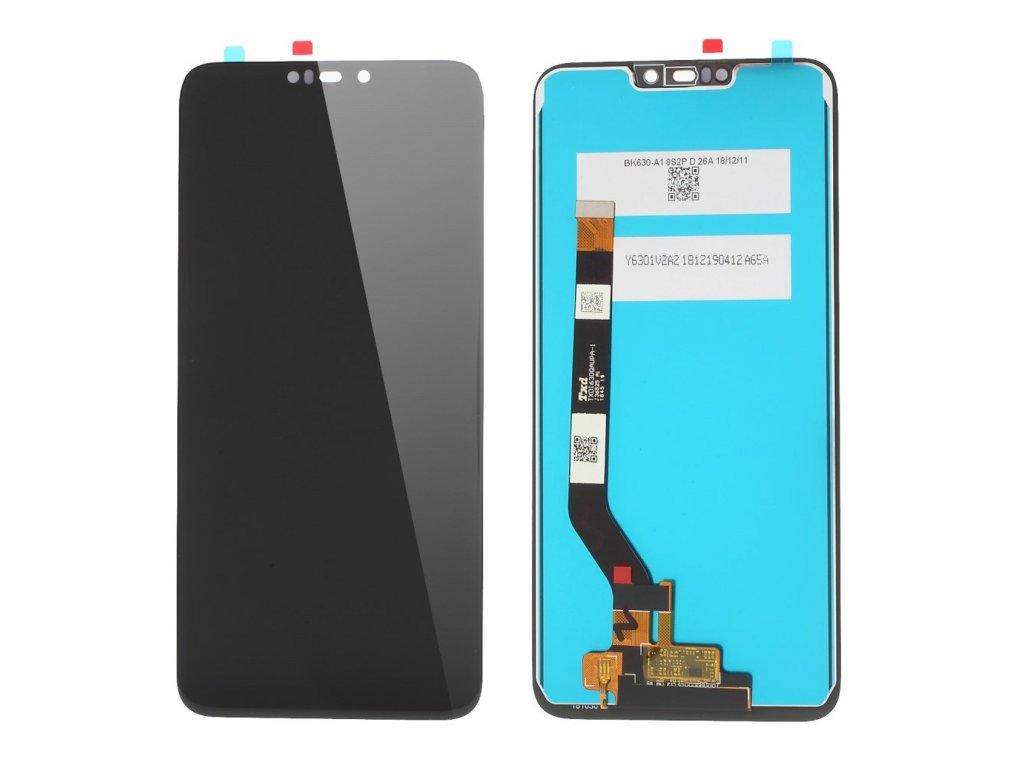 Asus Zenfone Max (M2) LCD Displej dotykové sklo komplet přední panel ZB633KL