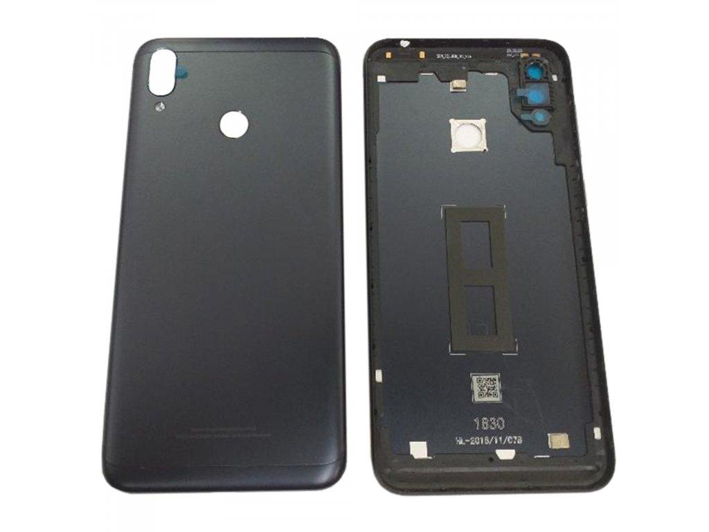 Asus Zenfone Max (M2) zadní kryt baterie černý ZB633KL