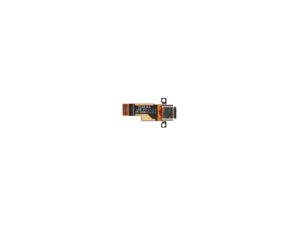 Asus ZS661KL flex dobíjení