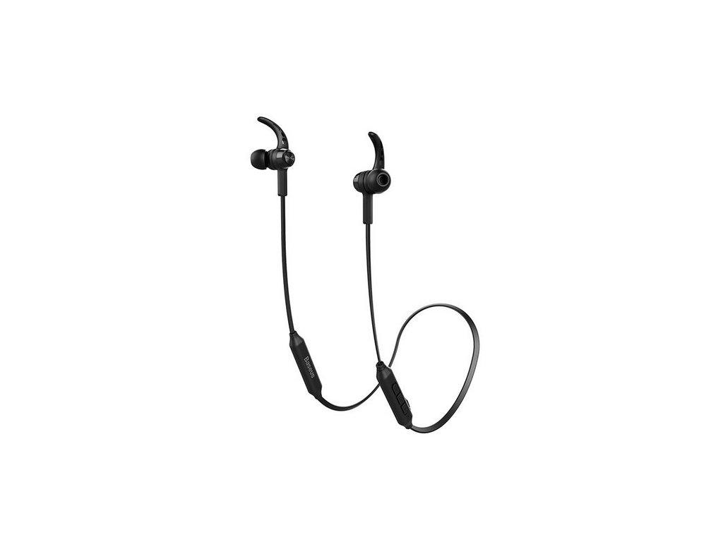 Baseus Encok magnet bezdrátová sluchátka S06 černá