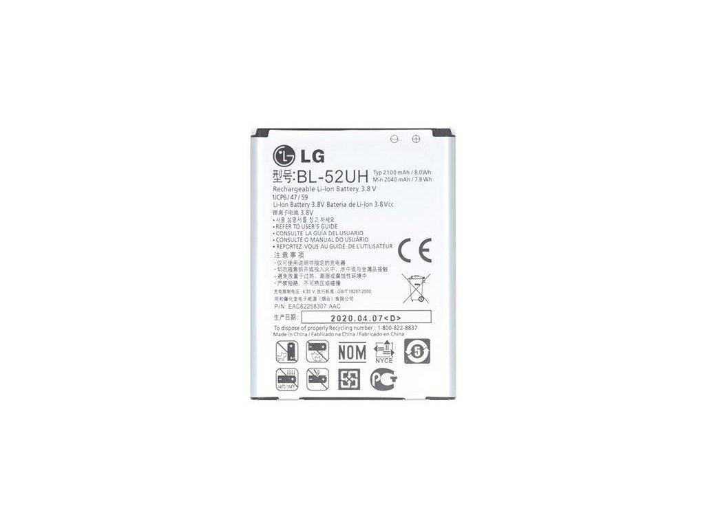 BL-52UH LG Baterie 2040mAh Li-Ion (Bulk)