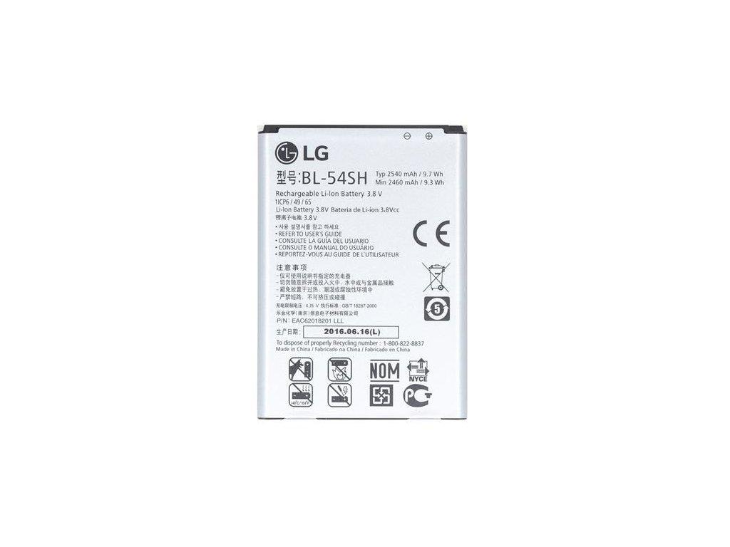 BL-54SH LG Baterie 2460mAh Li-Ion (Bulk)