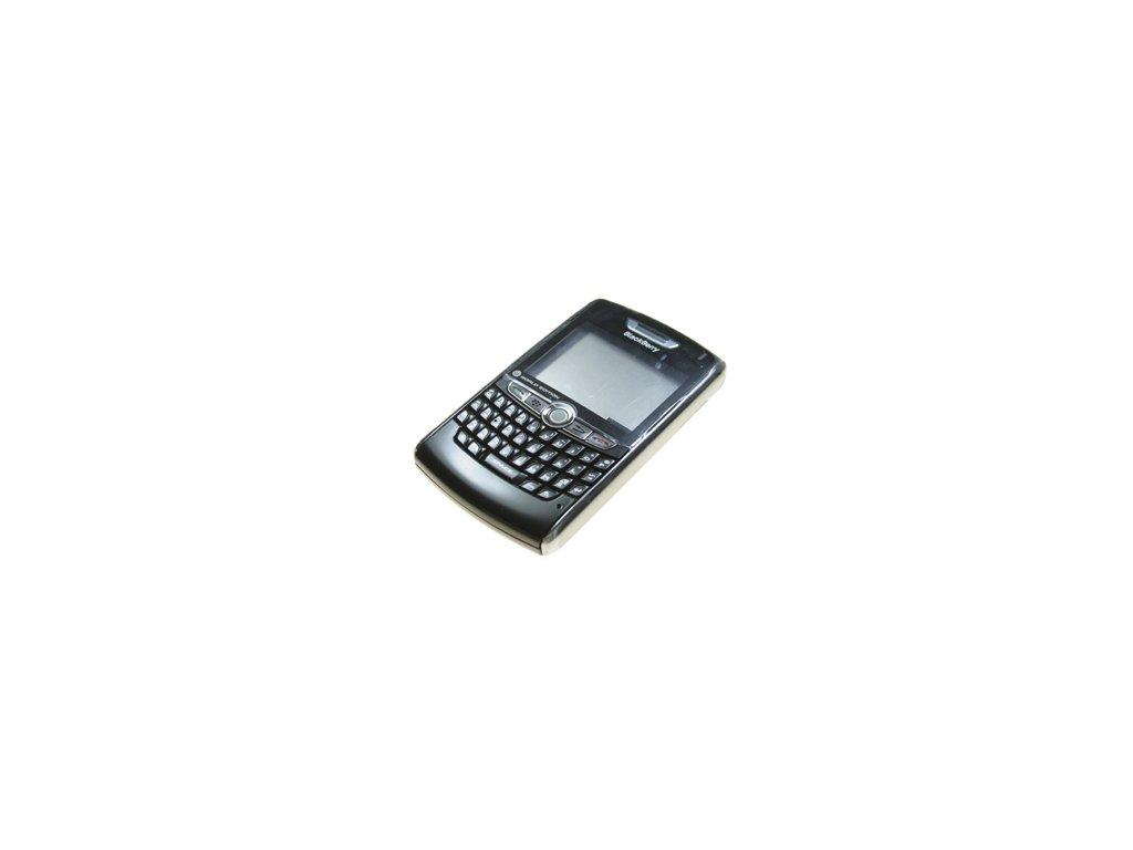 Blackberry 8820 kompletní kryt černý