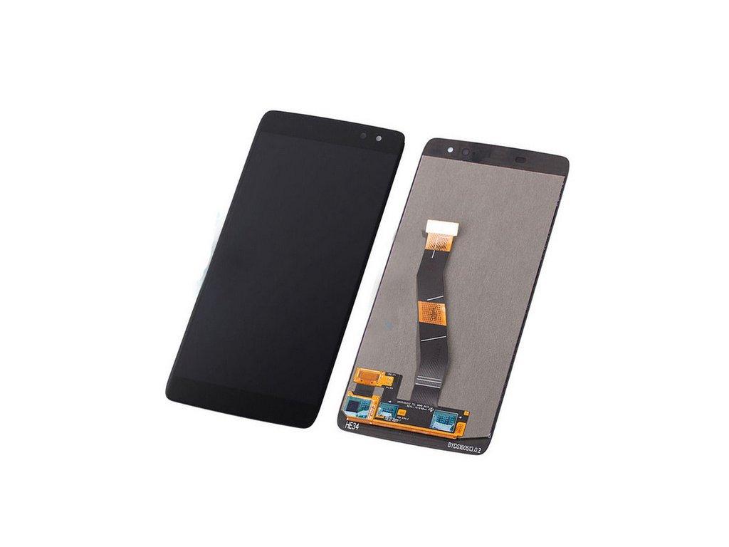 Blackberry Dtek60 LCD+dotyk černý