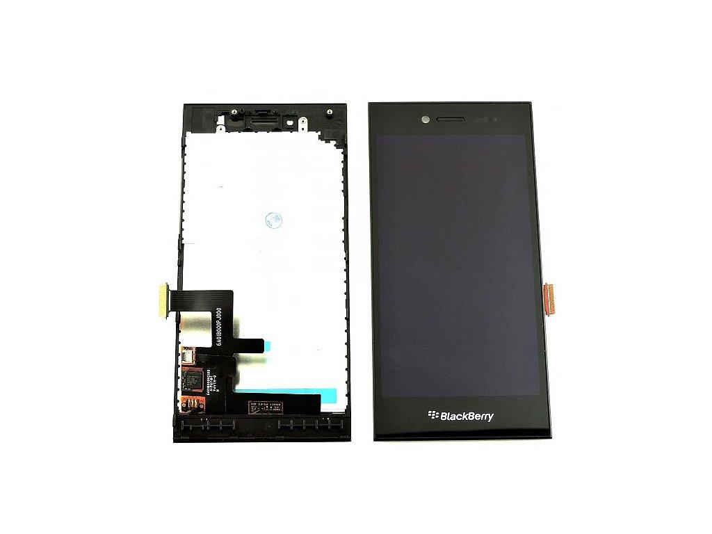 Blackberry Leap kompletní LCD černé