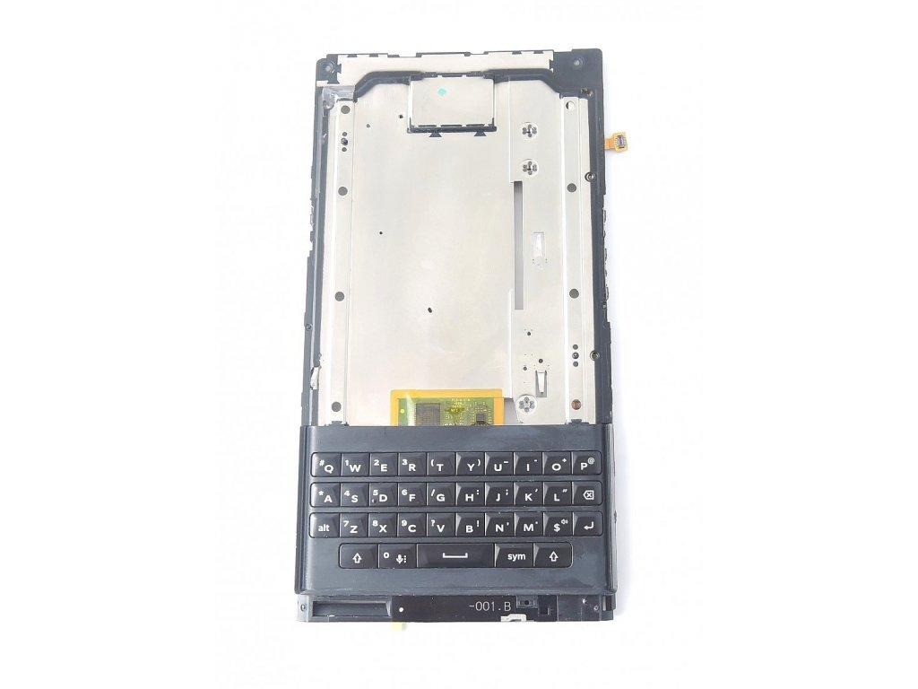 Blackberry Priv střední kryt s klávesnicí