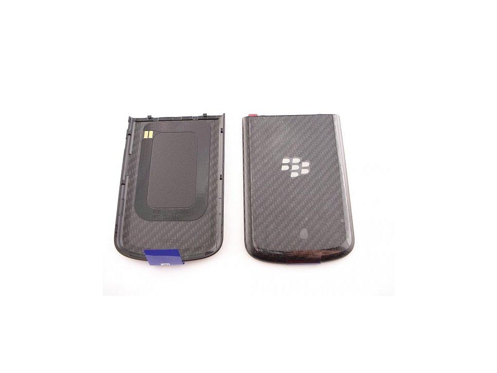 Blackberry Q10 kryt baterie černý