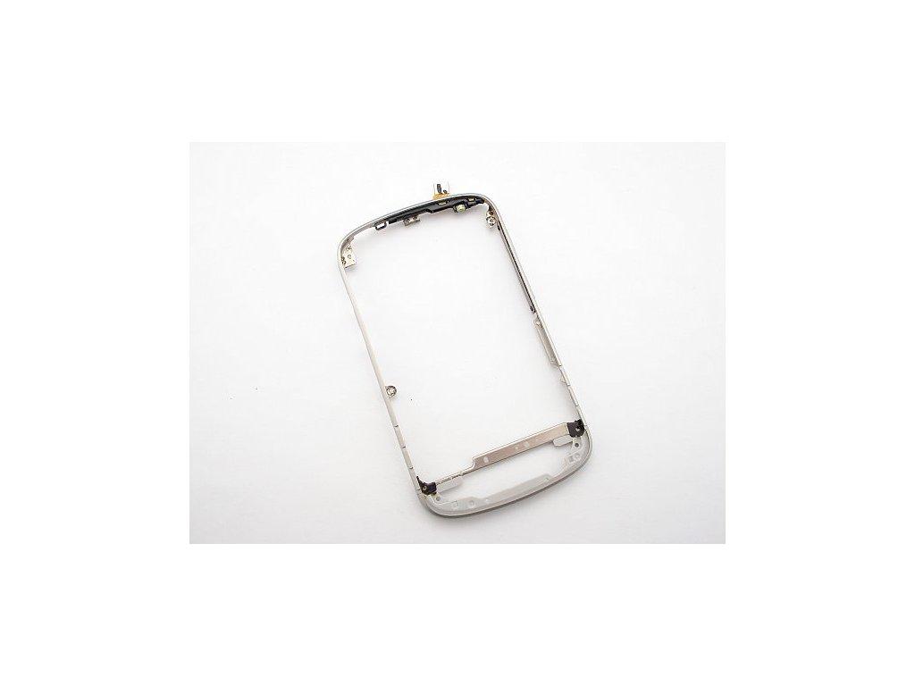 Blackberry Q10 přední kryt bílý