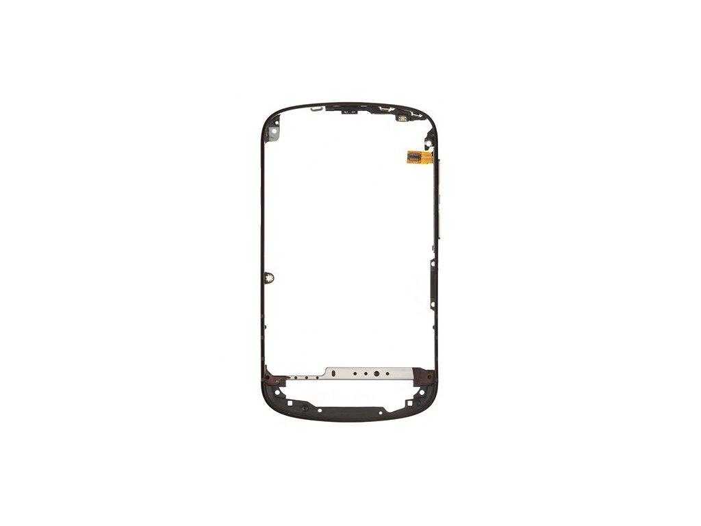 Blackberry Q10 přední kryt černý