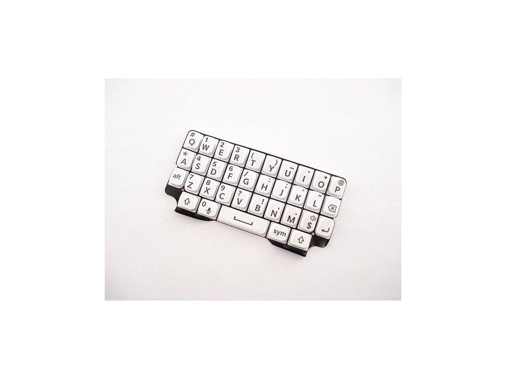 Blackberry Q5 klávesnice bílá