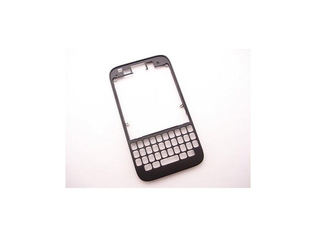 Blackberry Q5 přední kryt černý