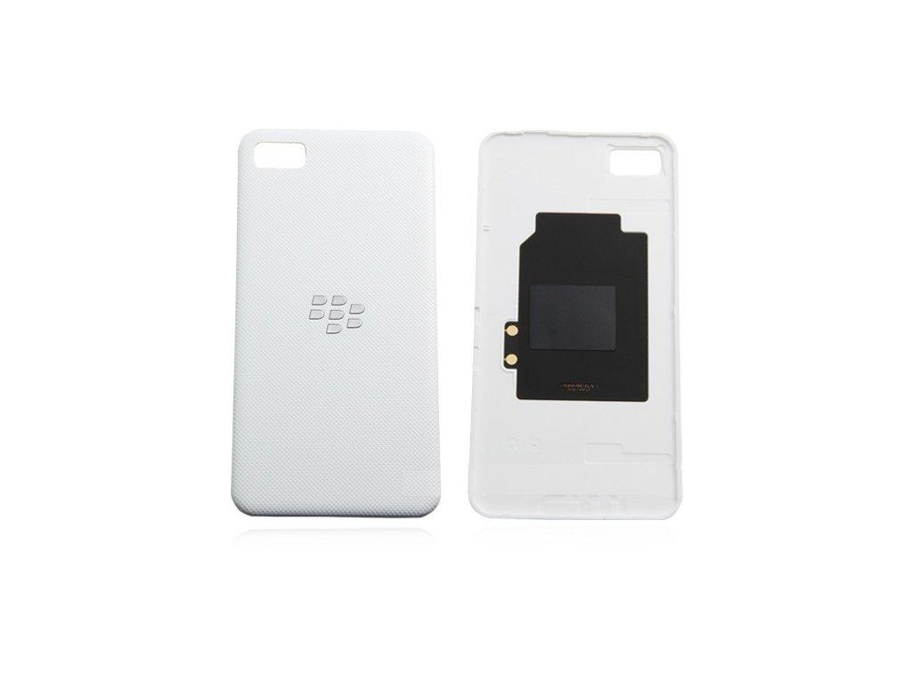 Blackberry Z10 kryt baterie bílý