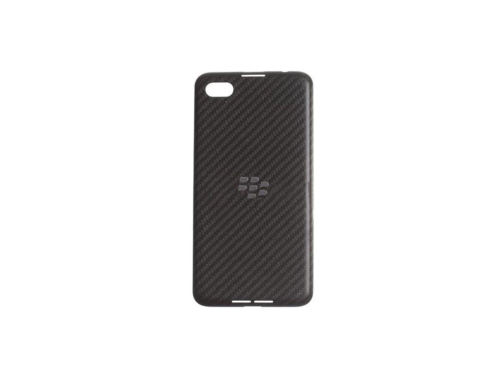 Blackberry Z30 kryt baterie černý