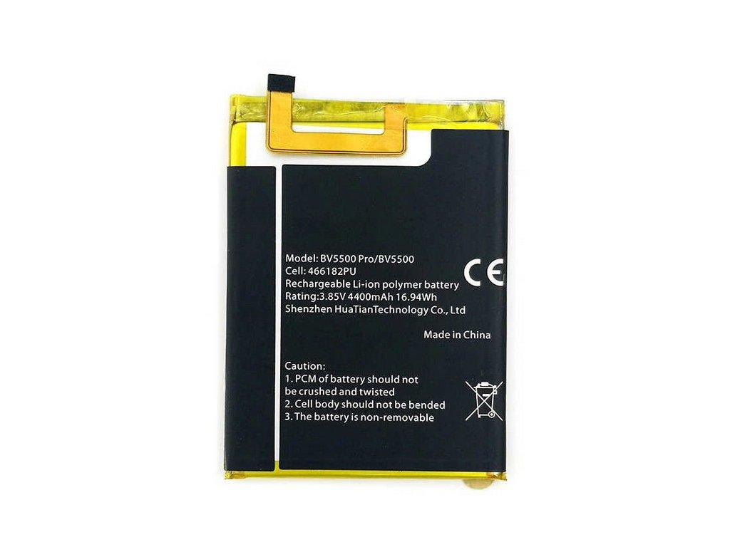 Blackview BV5500,BV5500 Pro baterie