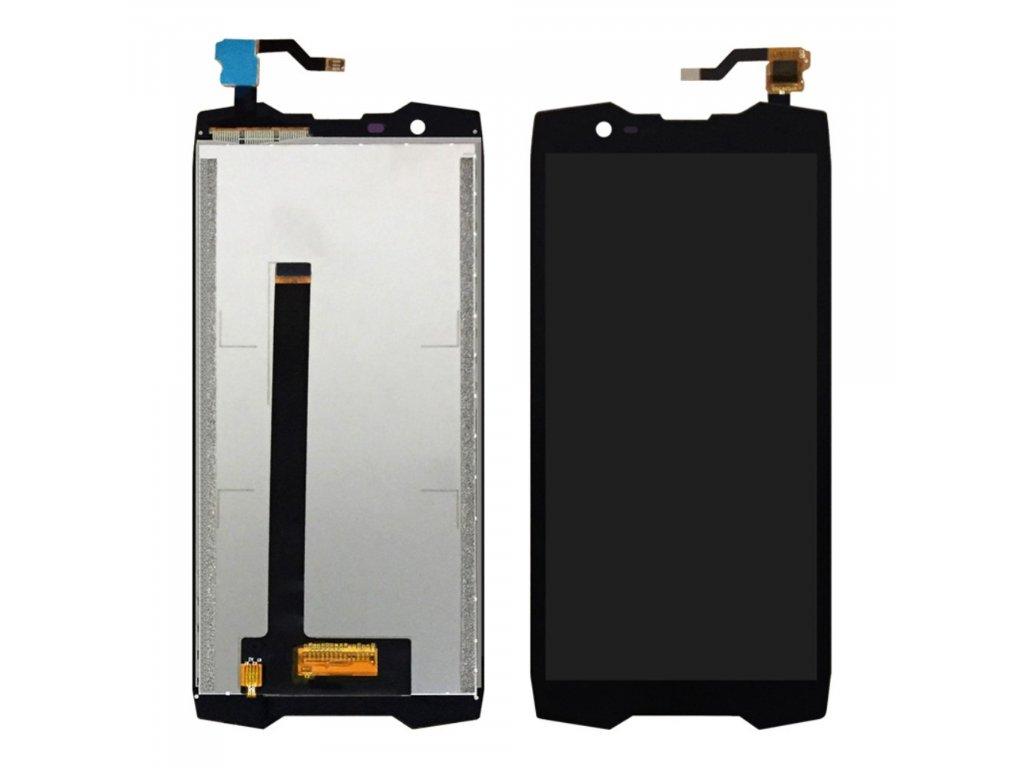 Blackview BV6800/BV6800 Pro LCD displej dotykové sklo komplet přední panel