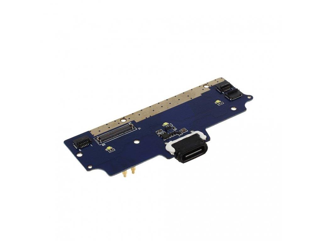 Blackview BV8000 / BV8000 PRO nabíjecí usb port mikrofon