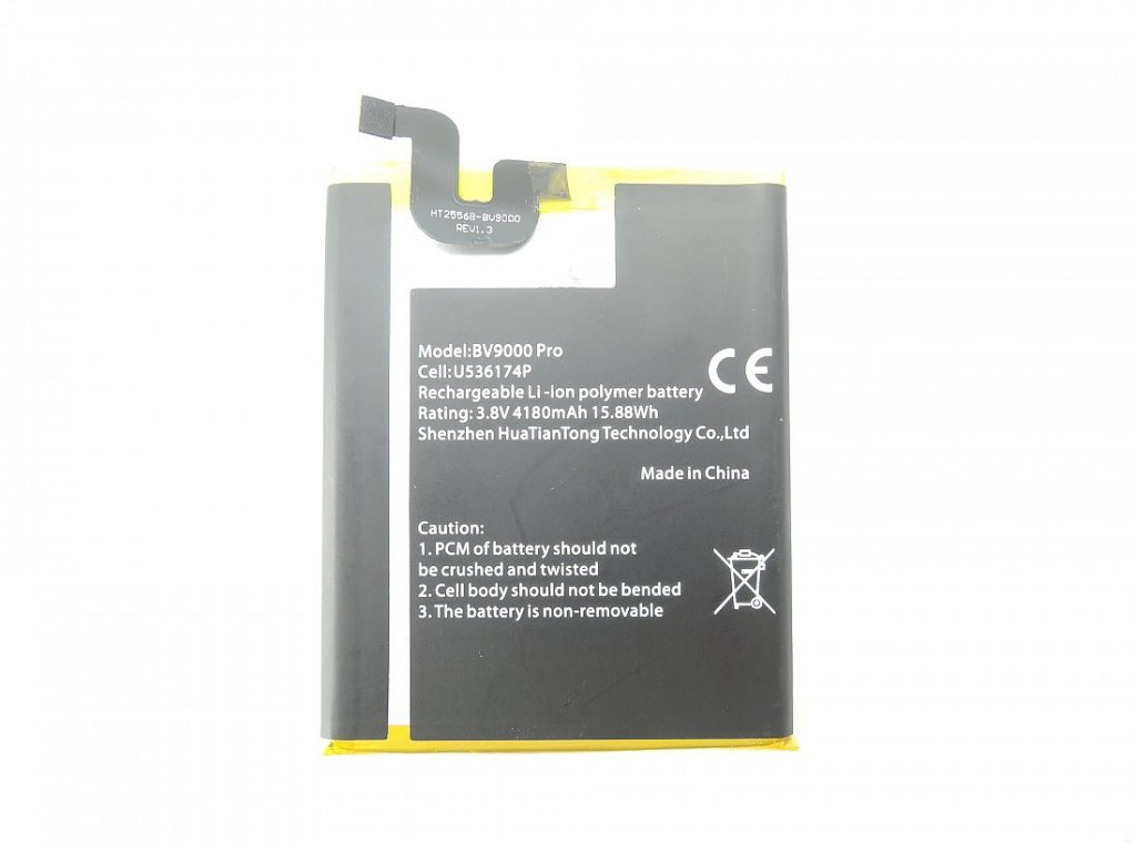 Blackview BV9000,BV9000 Pro baterie