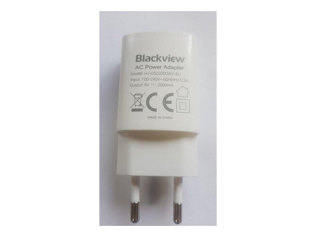 Blackview HJ-0502000W2-EU nabíječka bílá