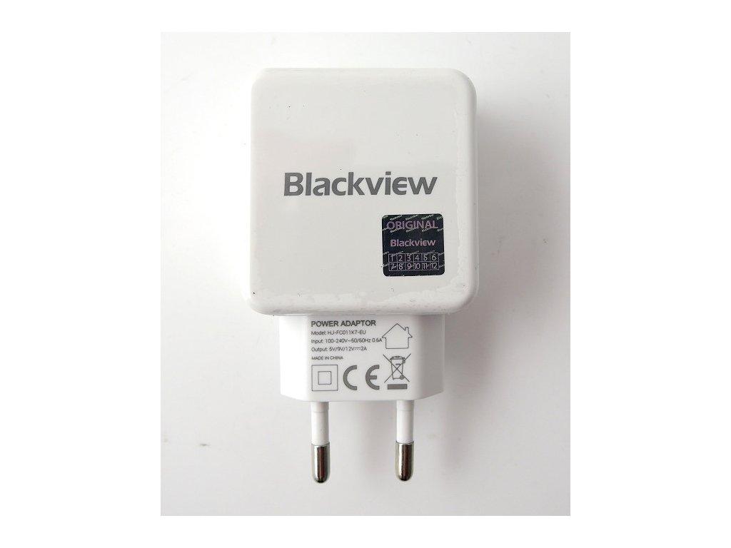 Blackview HJ-FC011K7 nabíječka bílá