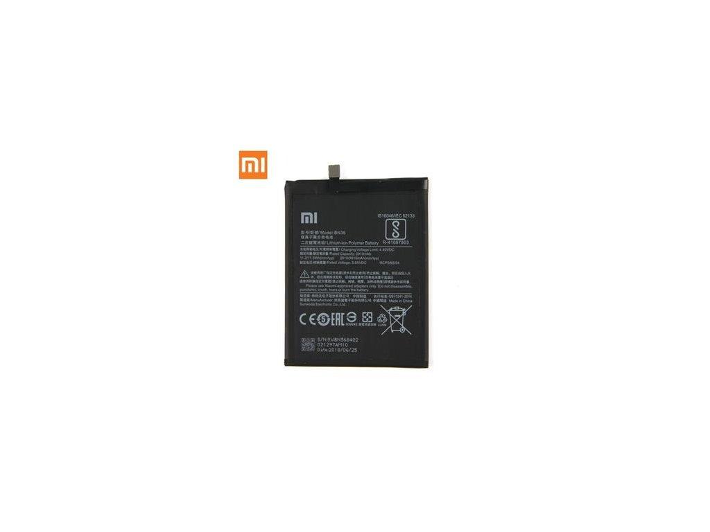 BN36 Xiaomi Baterie 3010mAh (Bulk)