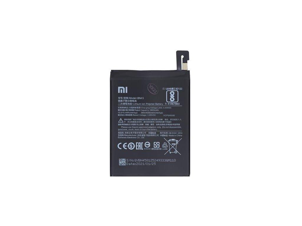 BN45 Xiaomi Baterie 3900mAh (Bulk)