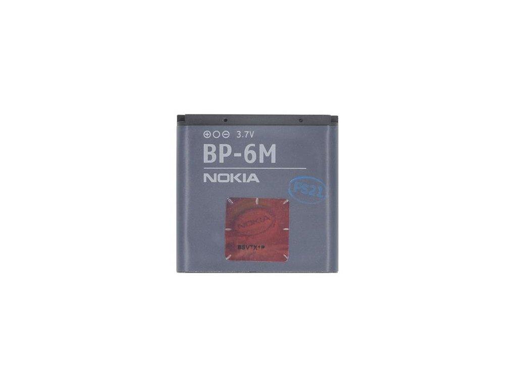 BP-6M Nokia baterie 1070mAh Li-Ion (Bulk)